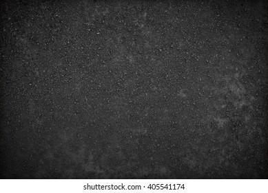 Black Dirt texture/ background.