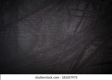 Black Dusty Chalkboard Texture