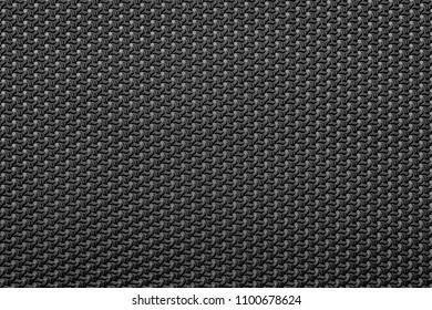 black elastomer-resin sole
