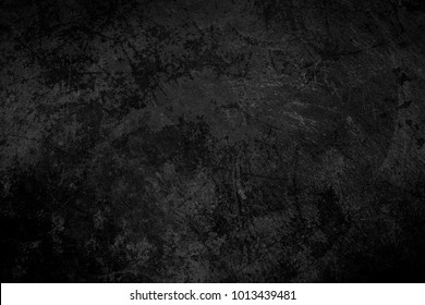 Black Epic. Dark metal texture. Grunge background.