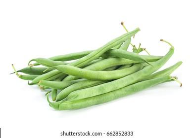 Black eyed peas heap closeup isolated on white