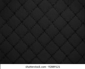 black fabric background,pattern.