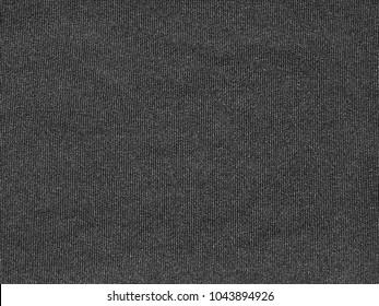 black fabric cloth texture