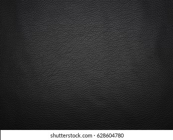 black fabric pattern and texture