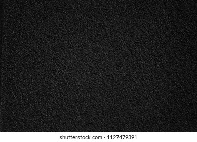 Black Fabric Seamless Texture And Background,
