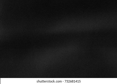 black fabric silk texture for background