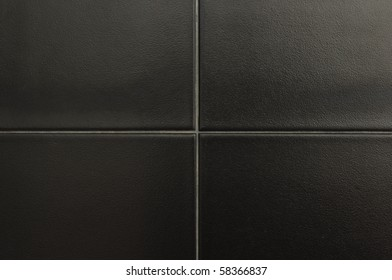 black floor background