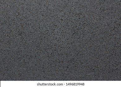 Black Floor Rubber Tile Background Dark Texture Pattern