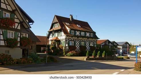 black forest house in sasbachwalden, germany