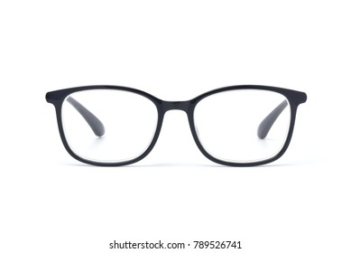 6e96078fc927 Black frame eyeglasses for businessman