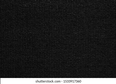 Black french terry fabric as background