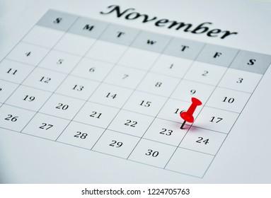 2018 calendar business week stock photos images photography