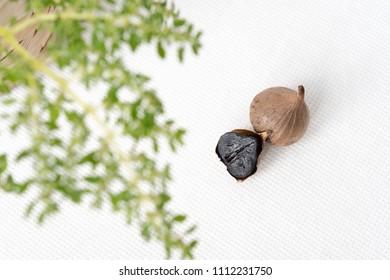 black garlic showcase