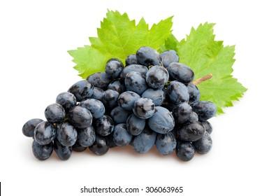 fe629e42eb2a89 black grapes isolated