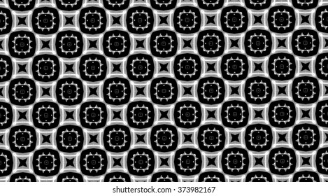 Black and gray patterns. t