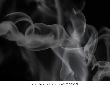 A black and grey smoke texture/background. This photo was taken in Brisbane, Australia.