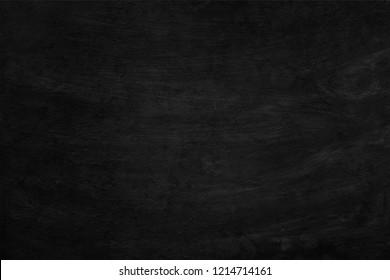 Black grunge backgorund. Chalkboard texture