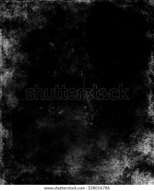 Black Grunge Texture Background Stock Photo (Edit Now) 328016786