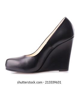 Wedge Heels Images, Stock Photos