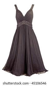 black lace sundress