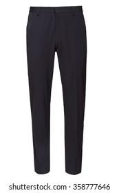 Black Male Trousers
