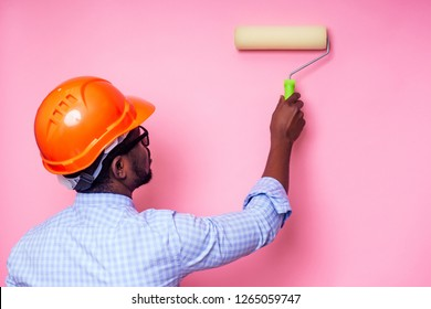 Man Painting Images, Stock Photos & Vectors | Shutterstock