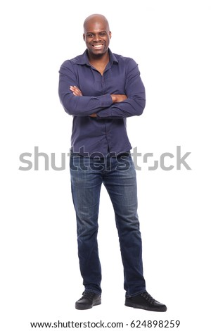 black man full body の写真素材 今すぐ編集 624898259 shutterstock