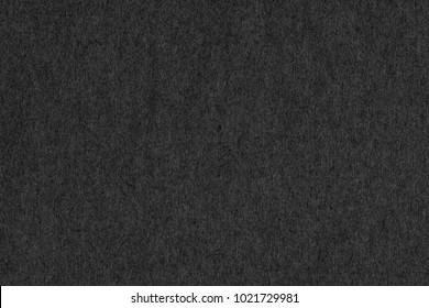 Black Manila Recycled Kraft Paper Coarse Grunge Texture