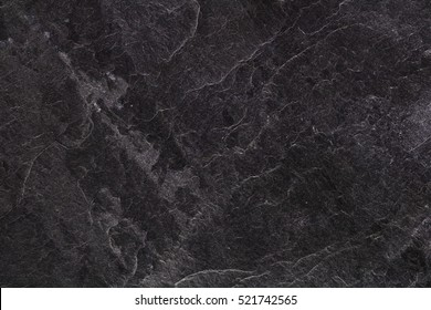 Black marble abstract nature background.