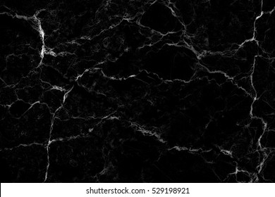 black marble background texture natural stone pattern abstract (with high resolution).