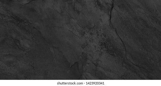 Black marble natural pattern for background, exotic abstract limestone marbel rustic matt  ceramic wall and floor tiles, Emperador polished slice mineral of granite stone, Italian rustic quartzite