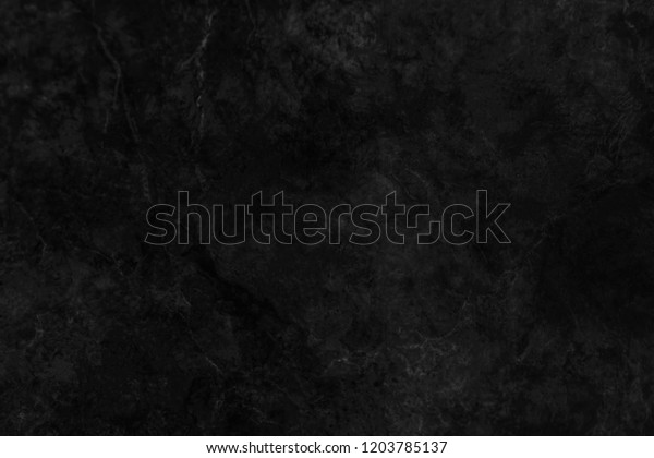Black Marble Texture Natural Pattern High Stock Photo Edit