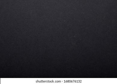 Black matte background, abstract black gradient dark texture backdrop