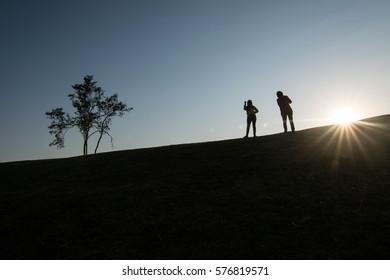 Black meadow
