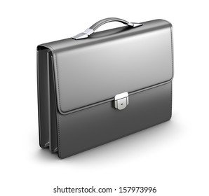 Black men briefcase
