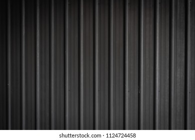 Black metal sheet pattern and background.