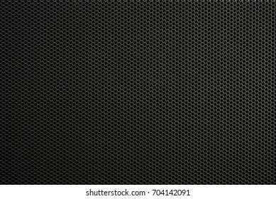 Black Metallic Circle Mesh,Background ,Textured
