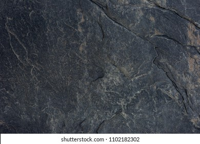 Black natural stone background