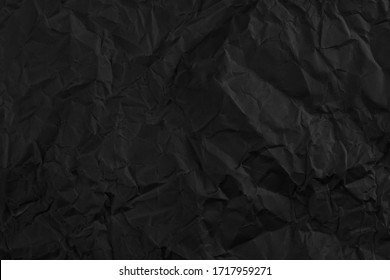 Black old paper background texture