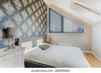 Bedroom Wallpaper Images Stock Photos Amp Vectors