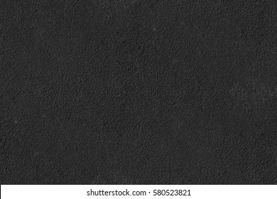 black painted cement wall background grain texture seamless pattern