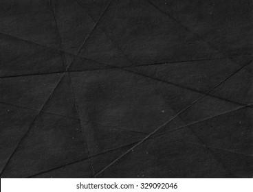 Black paper.