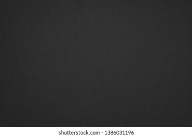 Black paper texture. paper background