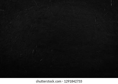 Black paper texture or background,paper from nature for for backdrop composition for website magazine or graphic design