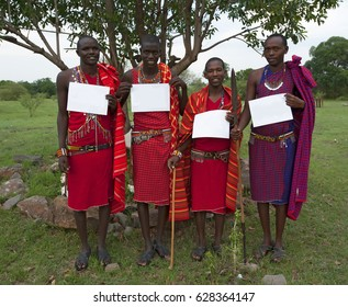 black people are holding sheets of paper