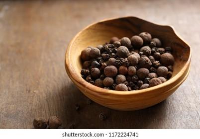 Black peppercorn spice