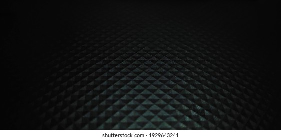 Black plastic pattern, can be use to make a pattern or wallpaper