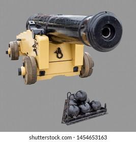 Gunpowder Cannon Images, Stock Photos & Vectors   Shutterstock