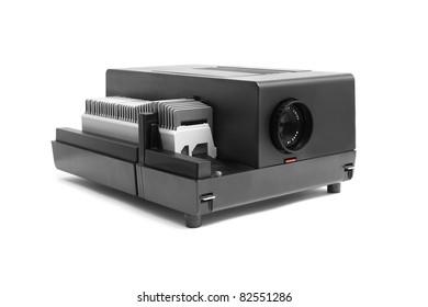 Black projector