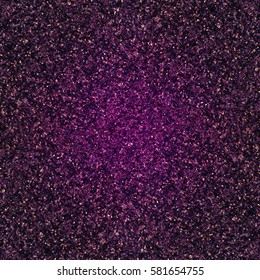 Black Purple and Gold Glitter sequins Texture Background